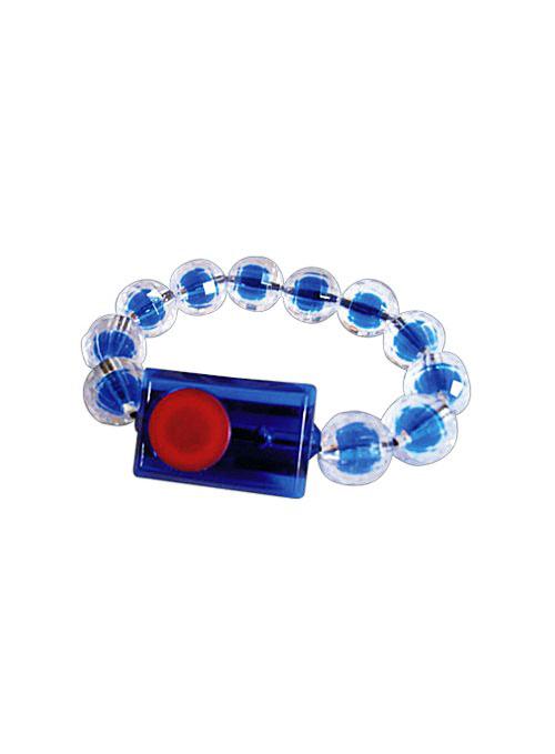 智能锁水晶佛珠EM手链