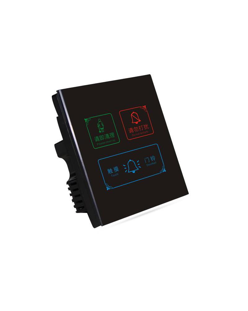 GLJ -CM-A-01/B-01 正方形竖行电子门牌