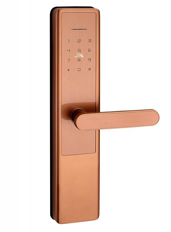 GLJ-9820蓝牙智能APP公寓酒店密码锁