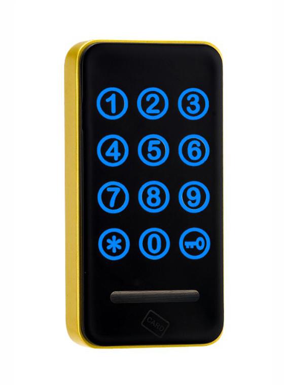 GLJ-168锌合金桑拿/储物柜密码锁